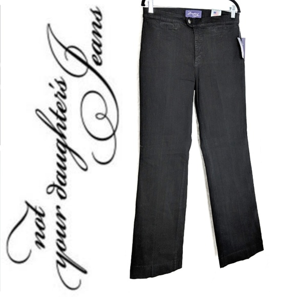 NWT Not Your Daughter Jeans NYDJ Lift Tuck Marilyn Straight Jeans
